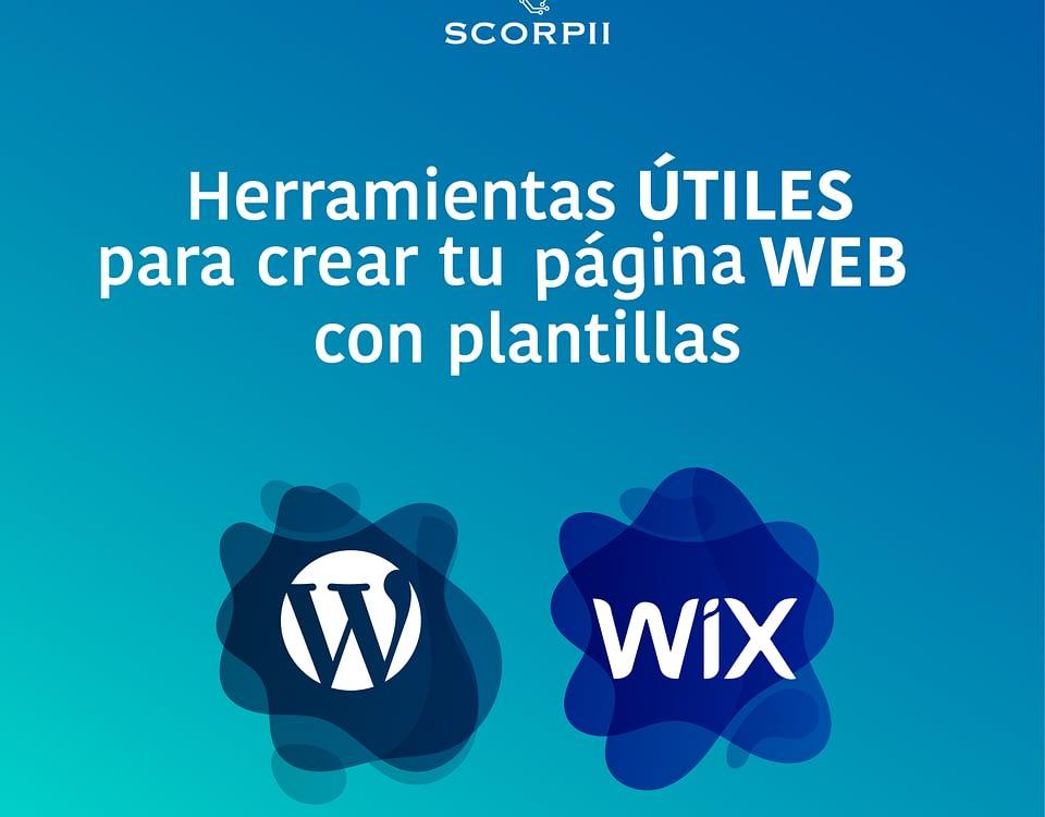 wix y wordpress